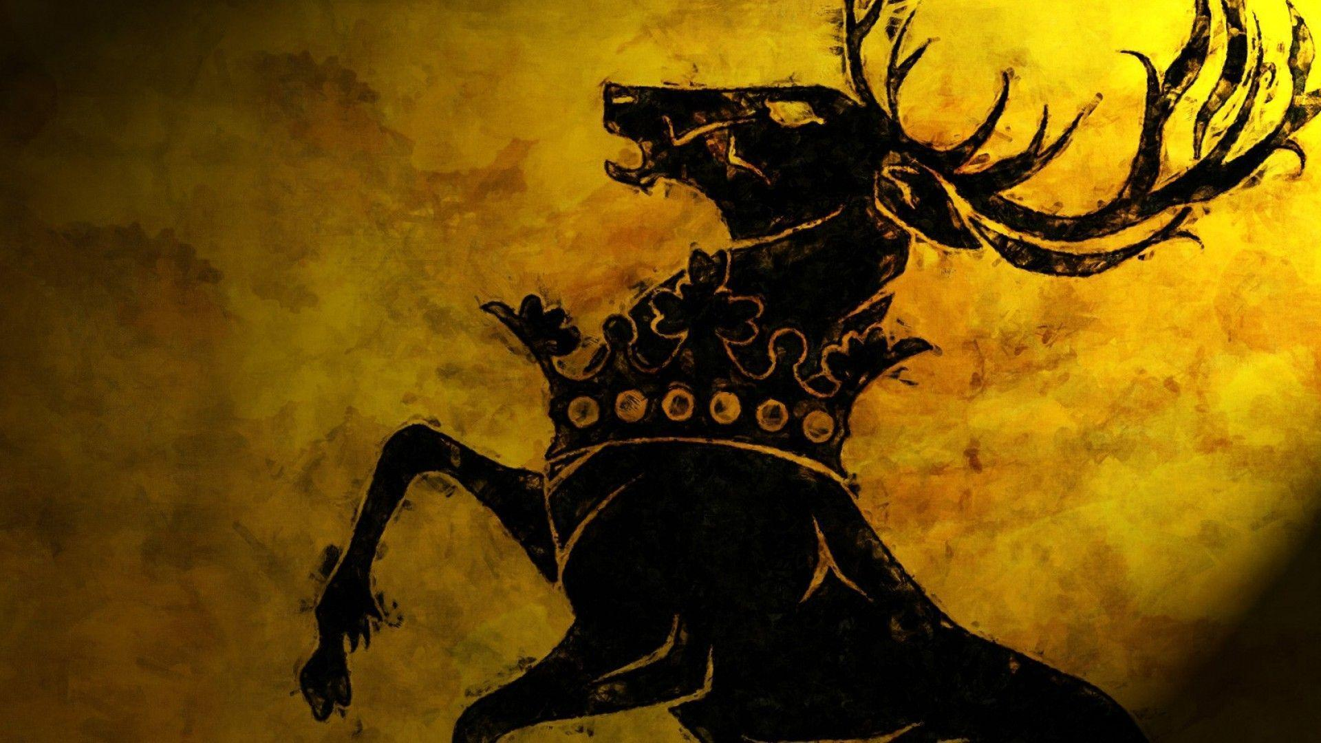 Game of Thrones House Baratheon