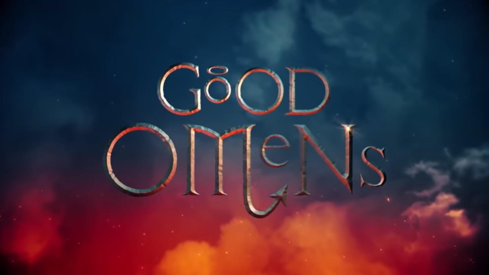 VÍDEO: Tráiler de Good Omens, adaptación del libro de Neil y Terry