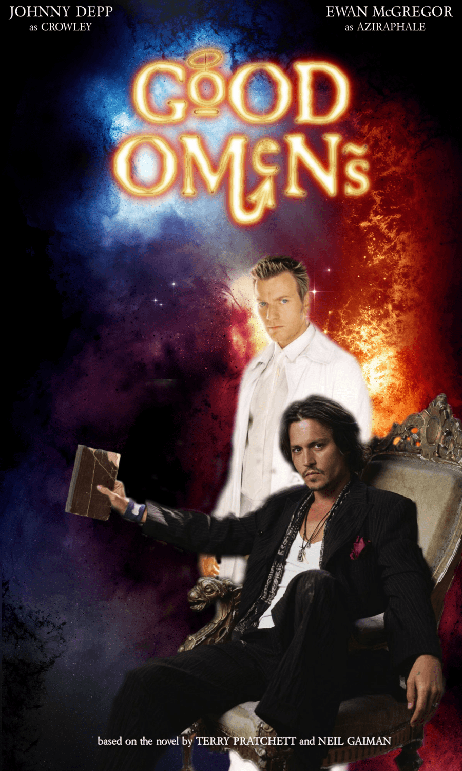 Good Omens, with Neil Gaiman