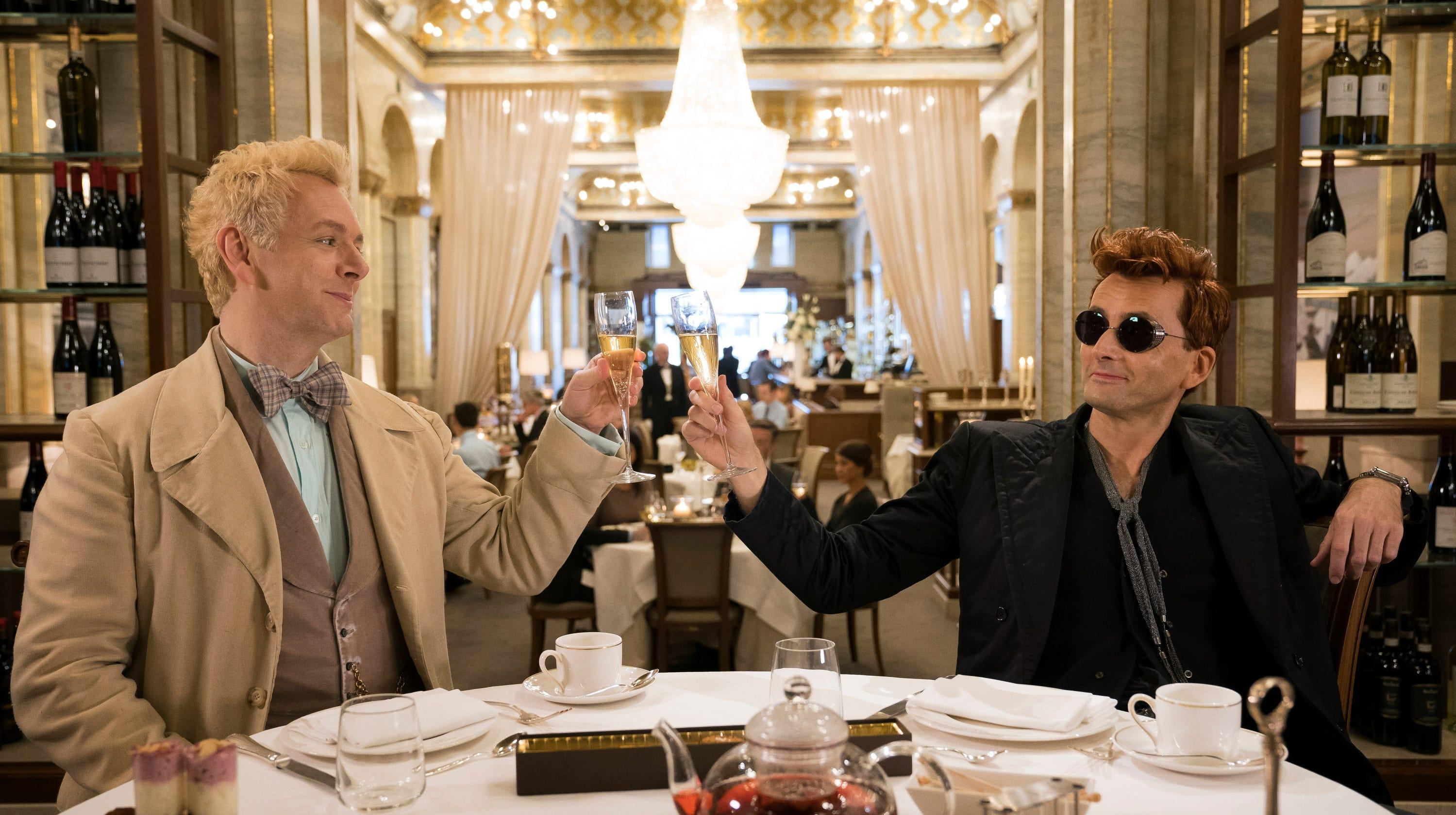 Good Omens HD Wallpapers