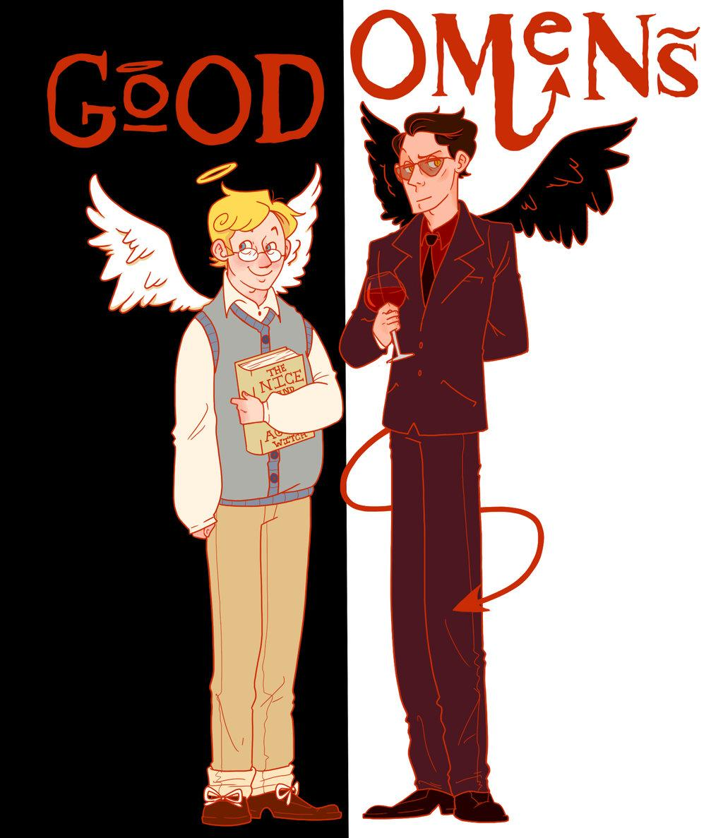 Quotes about Good Omens