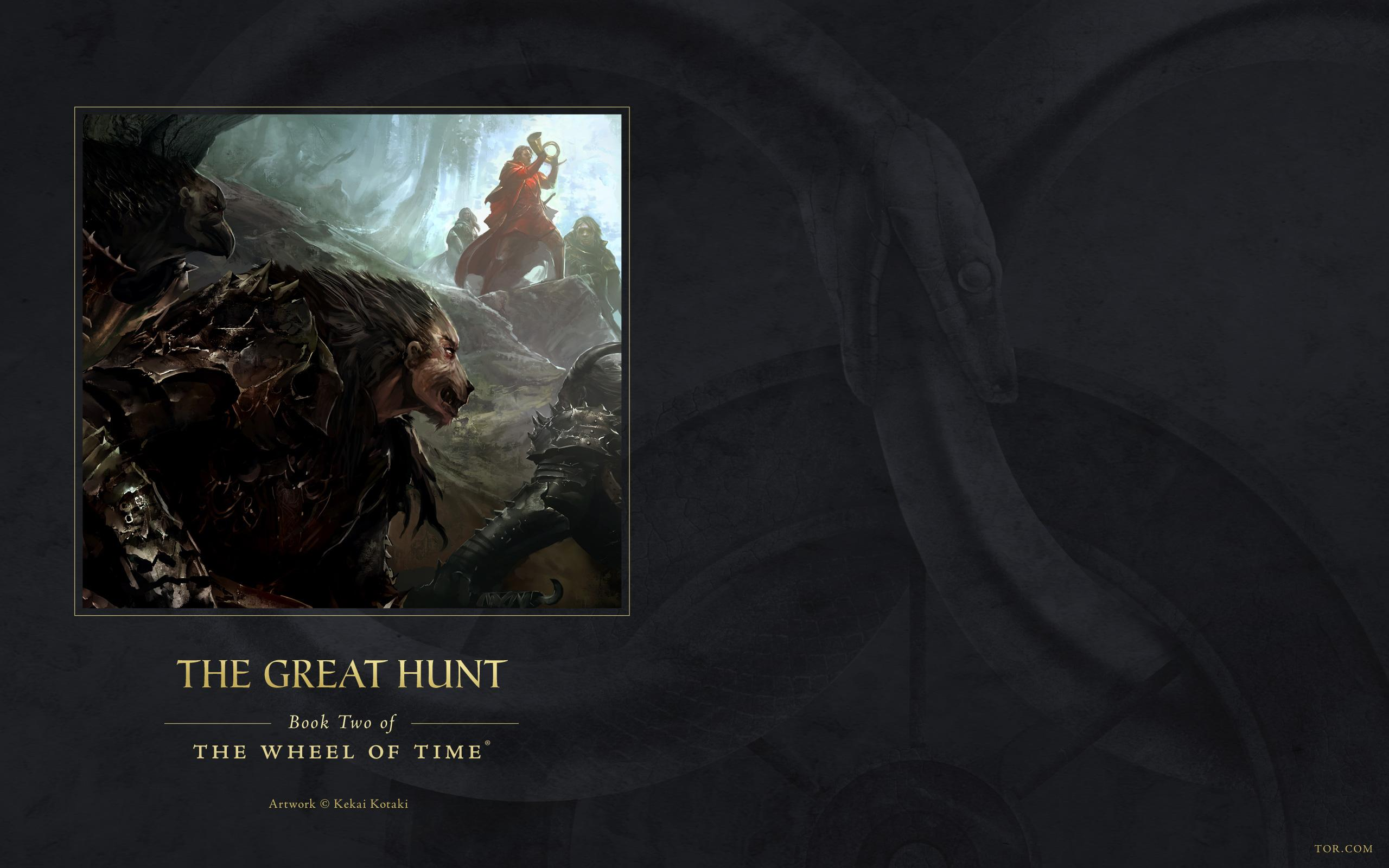 Download Free Wallpapers from The Great Hunt Ebook