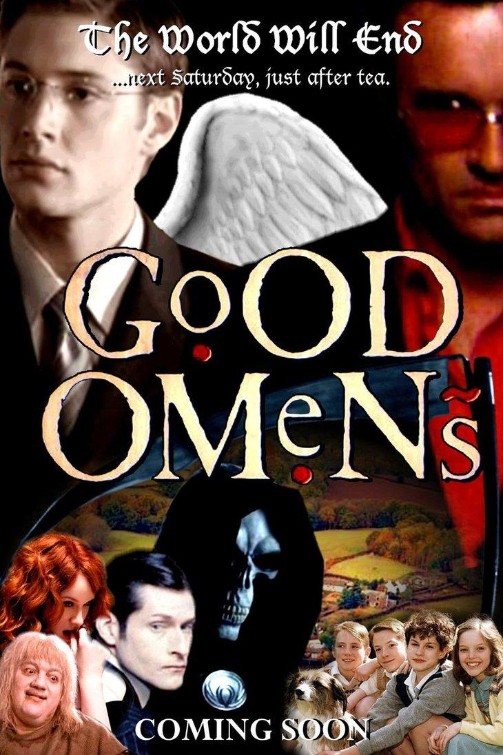 Pratchett and Gaimans Good Omens coming to BBC Radio 4