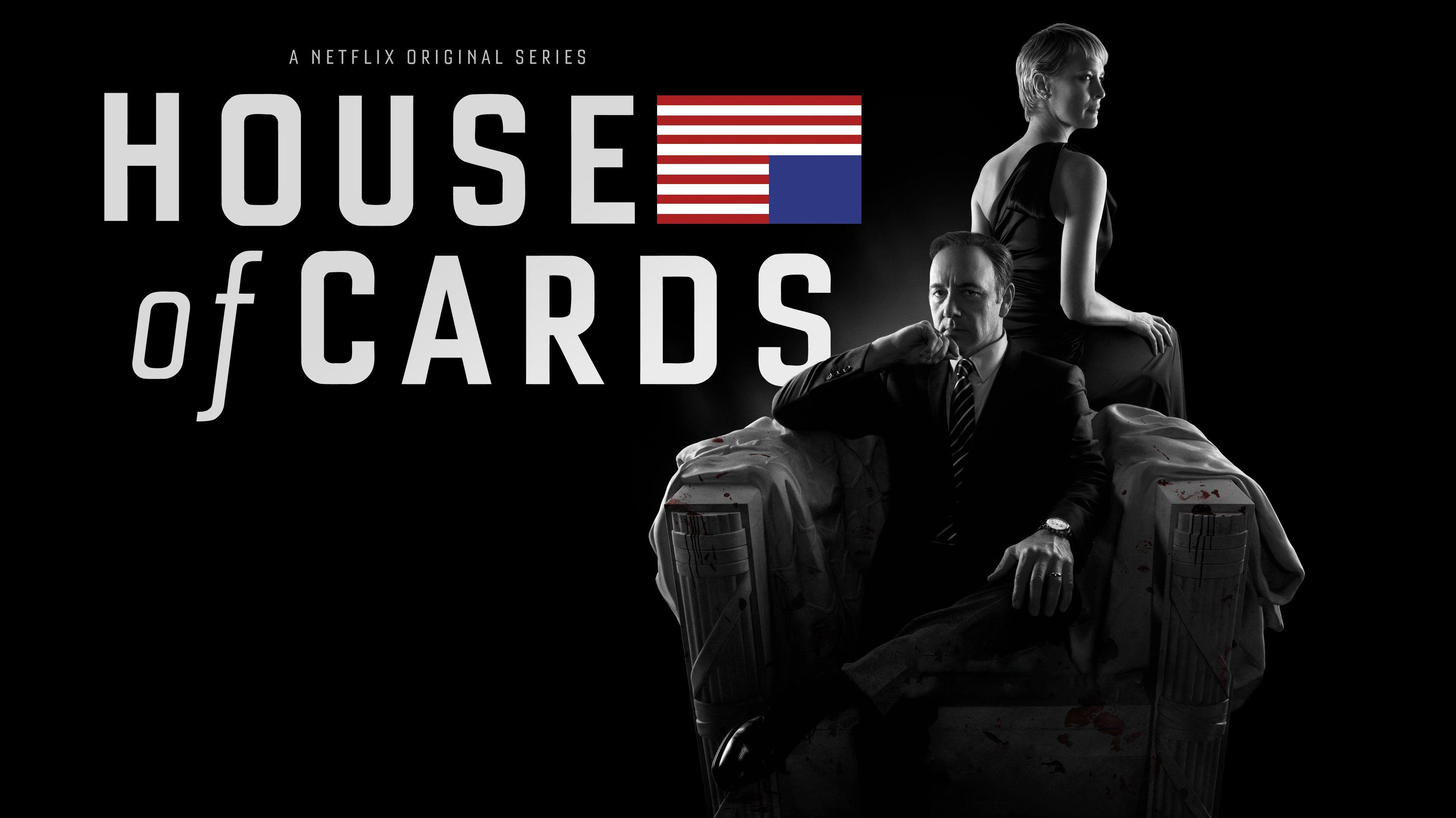 House of Cards Wallpapers · 4K HD Desktop Backgrounds Phone Image