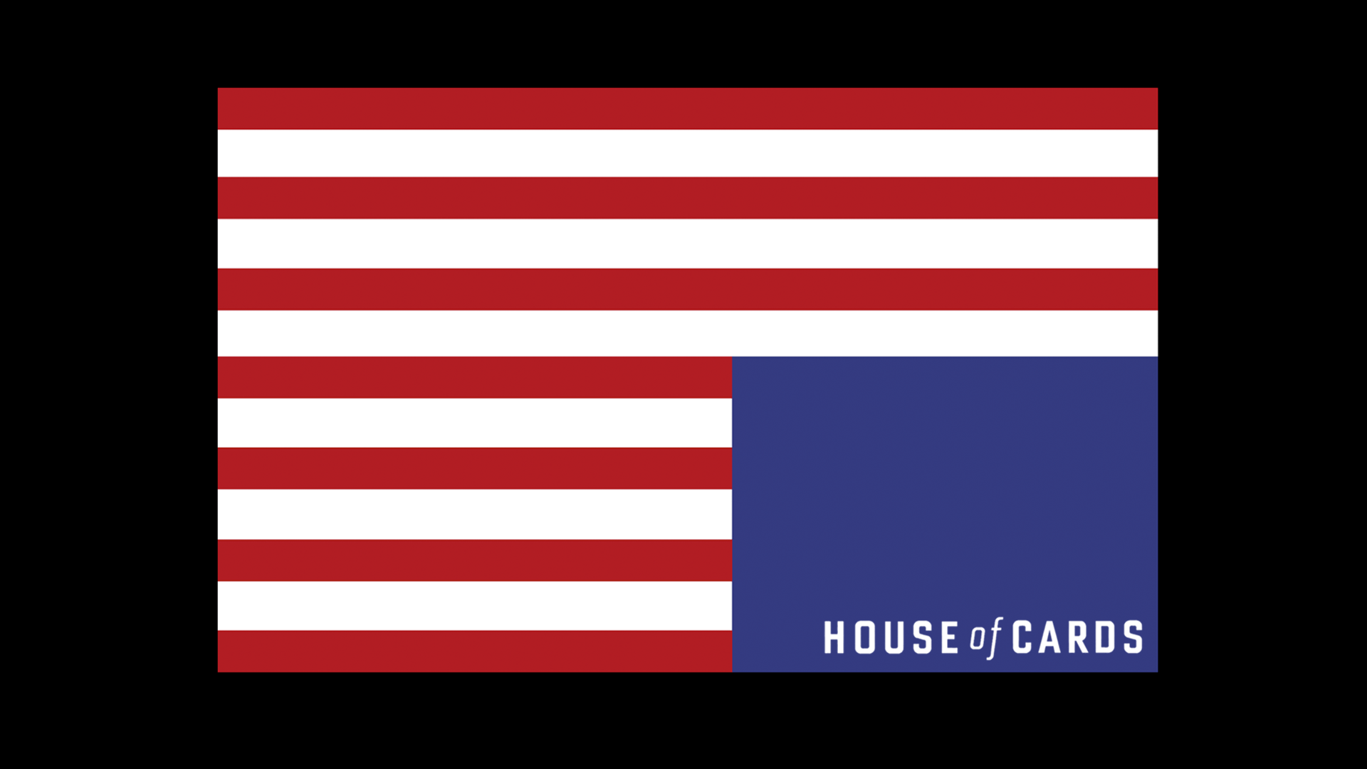 Minimalistic House of Cards Wallpapers : HouseOfCards