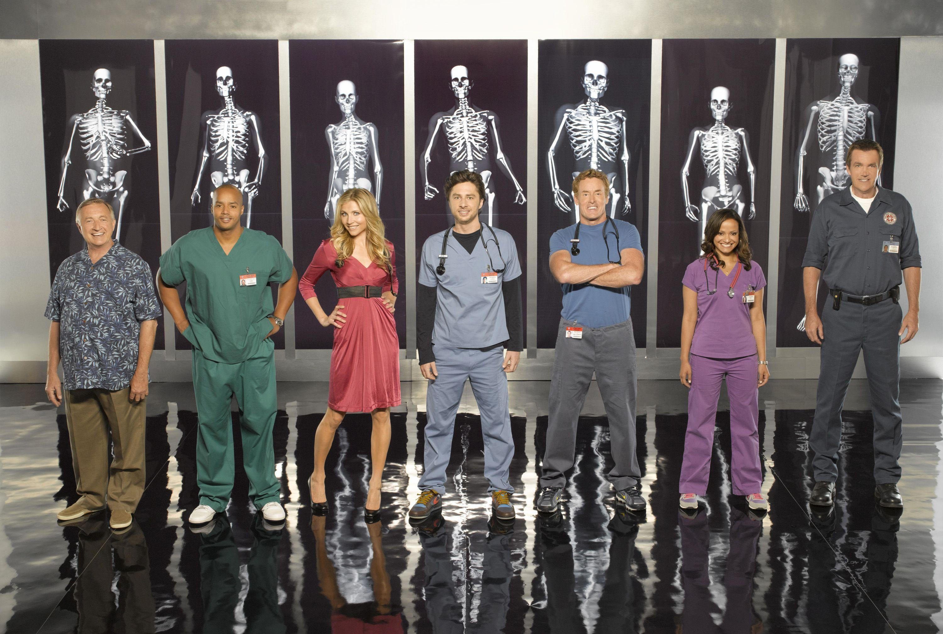31 Scrubs HD Wallpapers