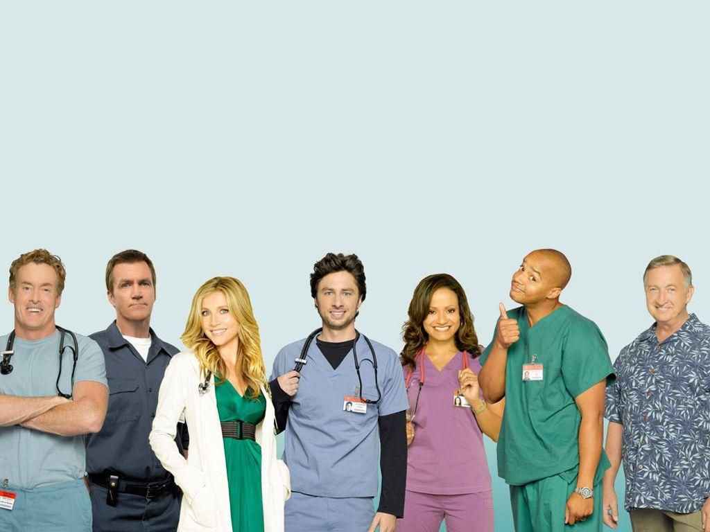 Nice HDQ Live Scrubs Backgrounds Collection