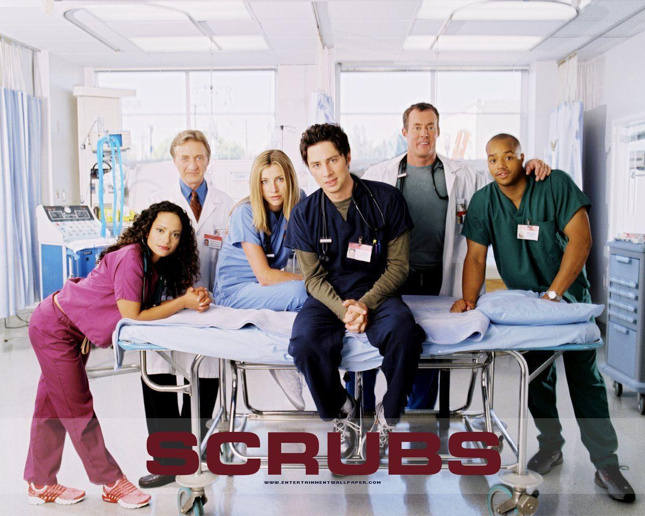 Incredible HDQ Cover Wallpaper's Collection: Scrubs Wallpapers