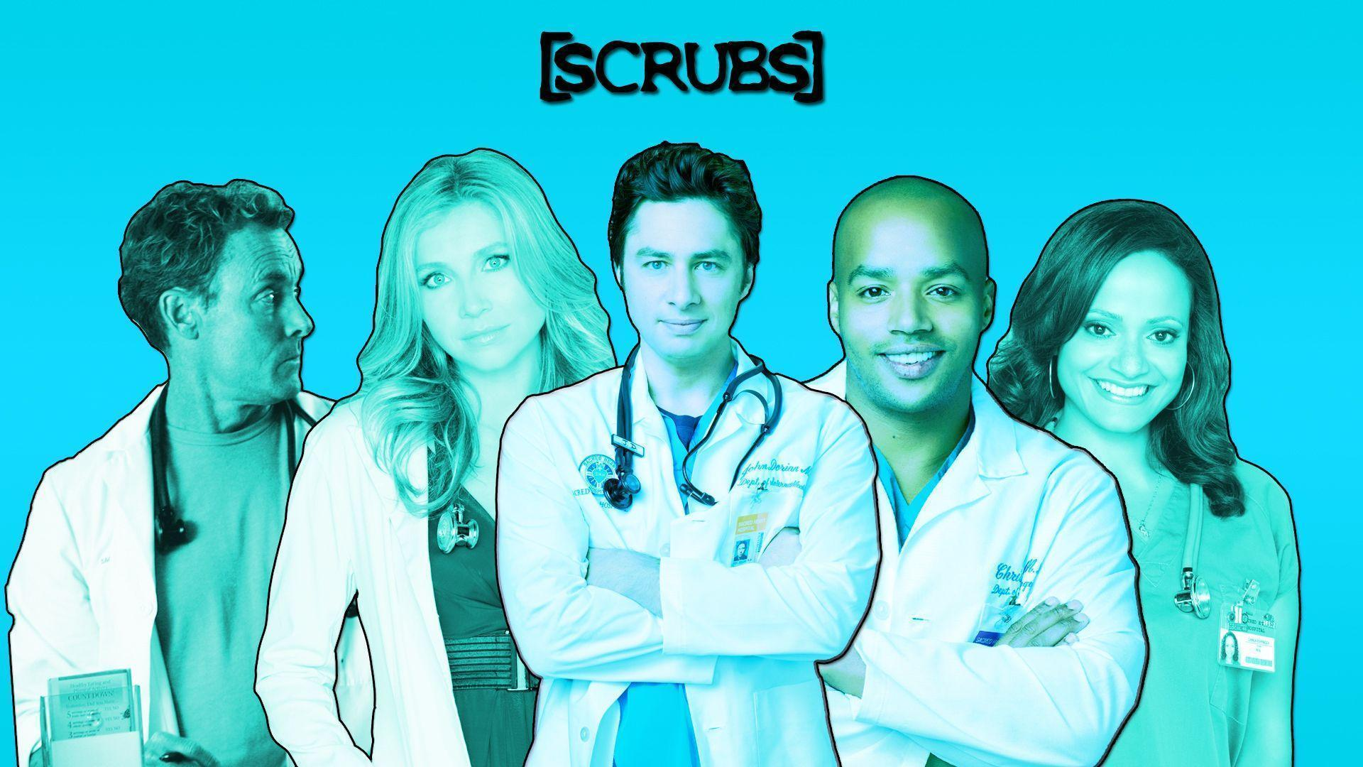 Scrubs Wallpapers by xXMkingXx