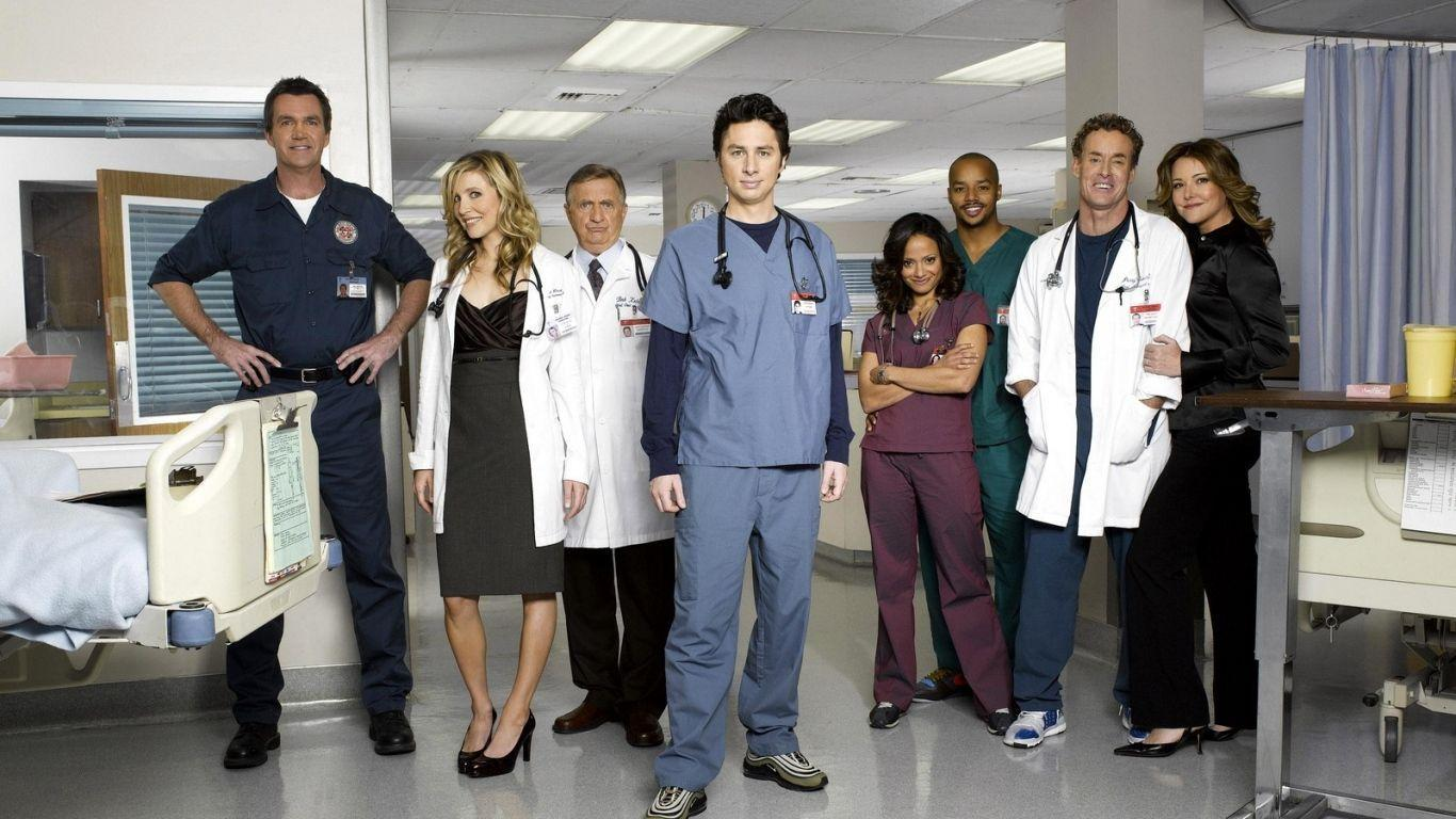 Laptop 1366x768 Scrubs Wallpapers HD, Desktop Backgrounds 1366x768