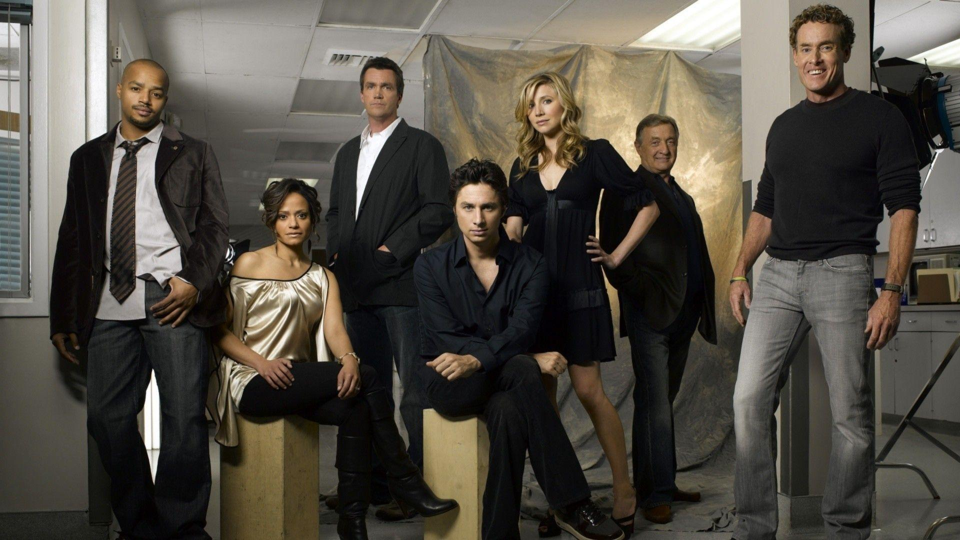 Scrubs Wallpapers, Pictures, Image