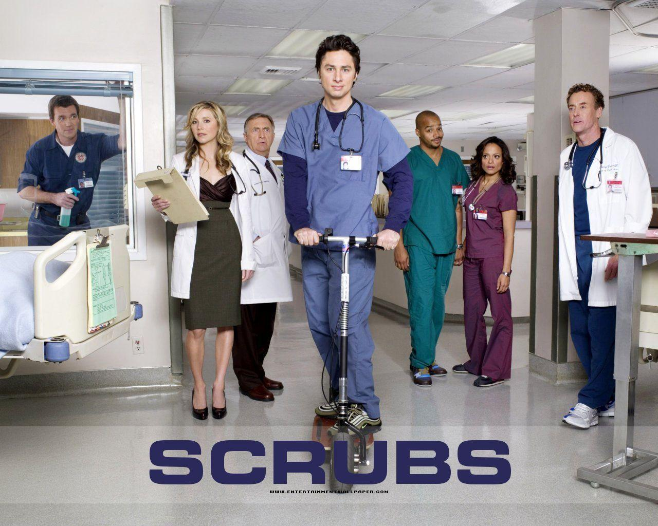 USD POLL : Who is your favourite Scrubs character?