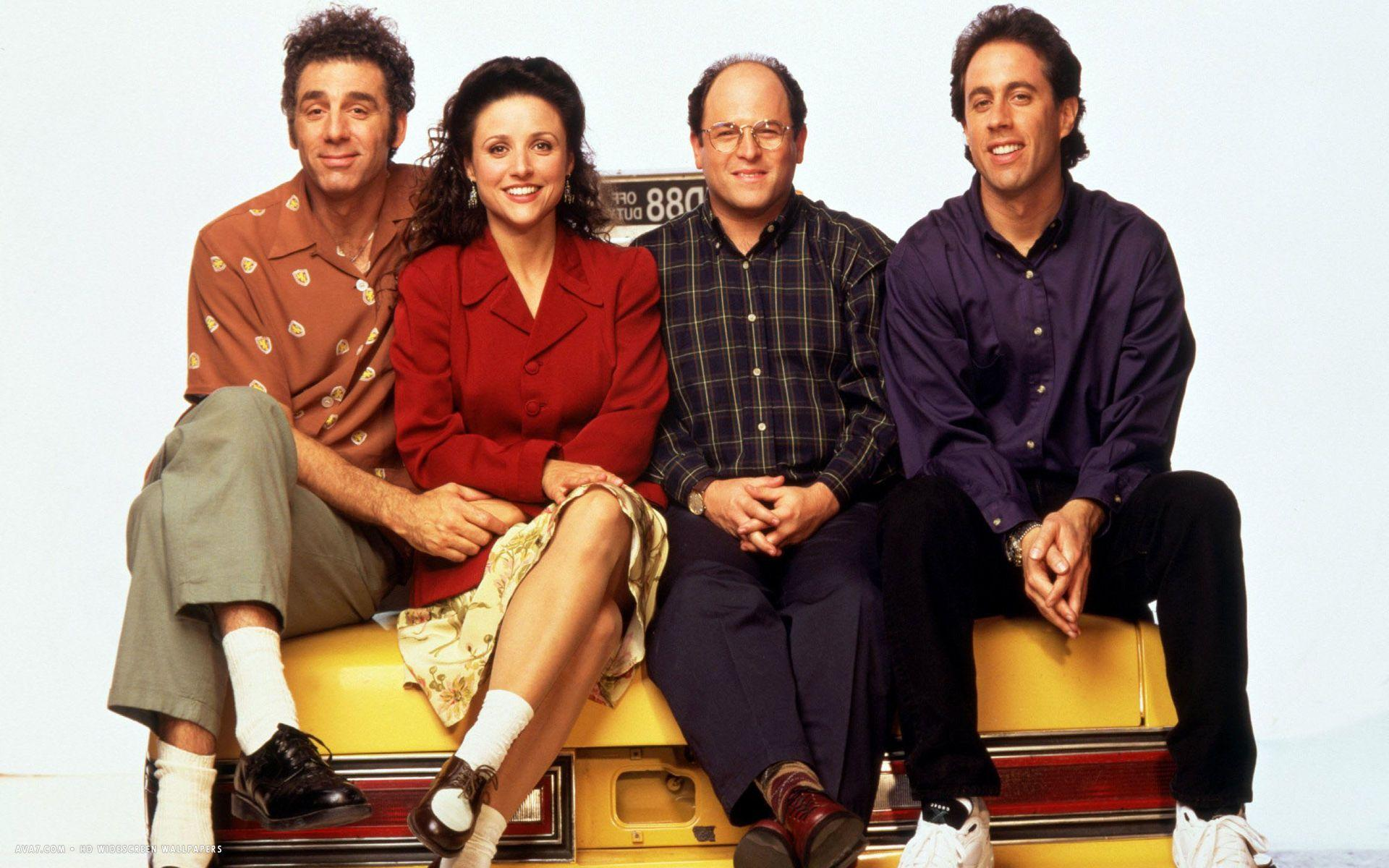 seinfeld tv series show hd widescreen wallpapers / tv series