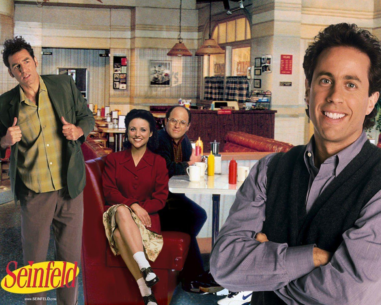 Seinfeld Coming to Hulu: 11 Best Seinfeld GIFs