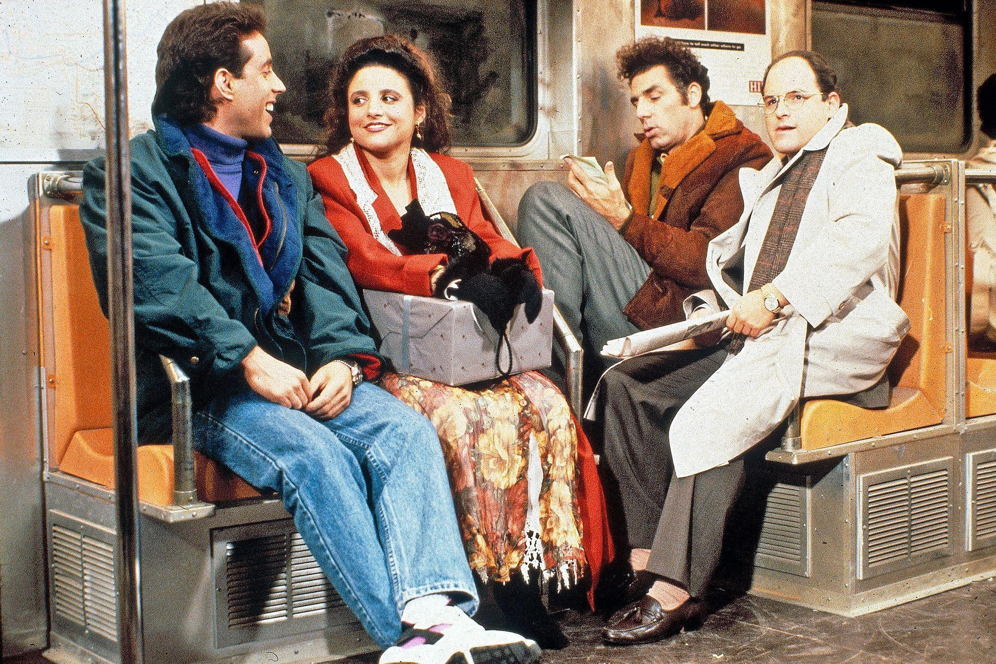 The Gargantuan Seinfeld Quiz