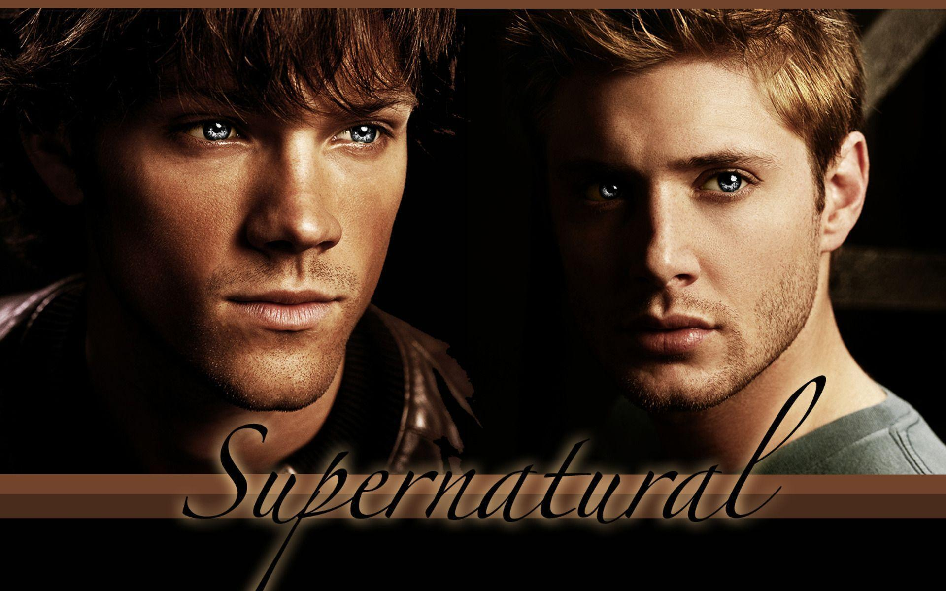 37 Supernatural Wallpapers