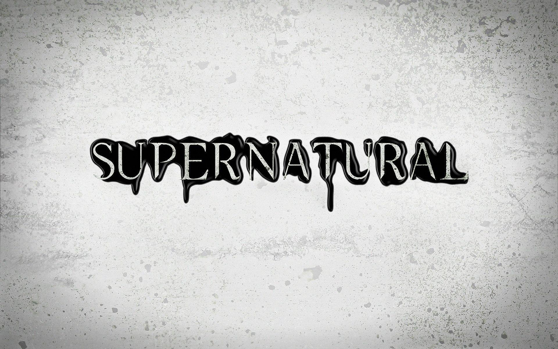 Supernatural Wallpapers Wide