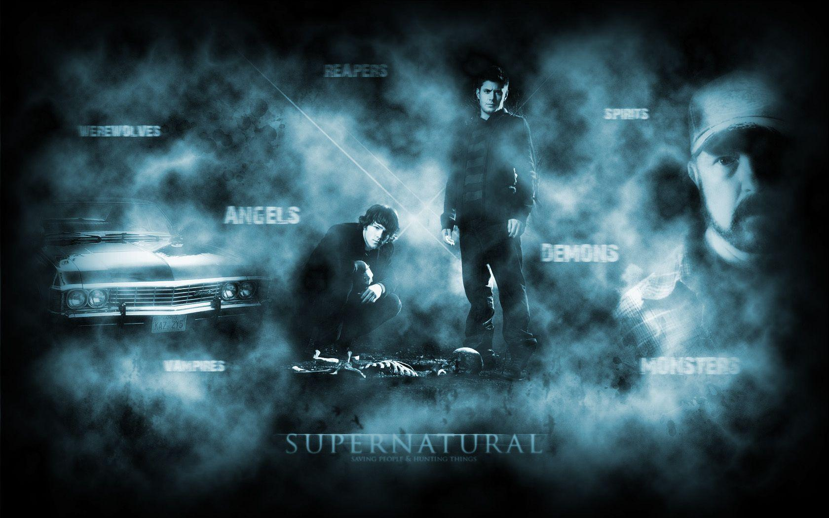 Supernatural Dark Widescreen Wallpapers