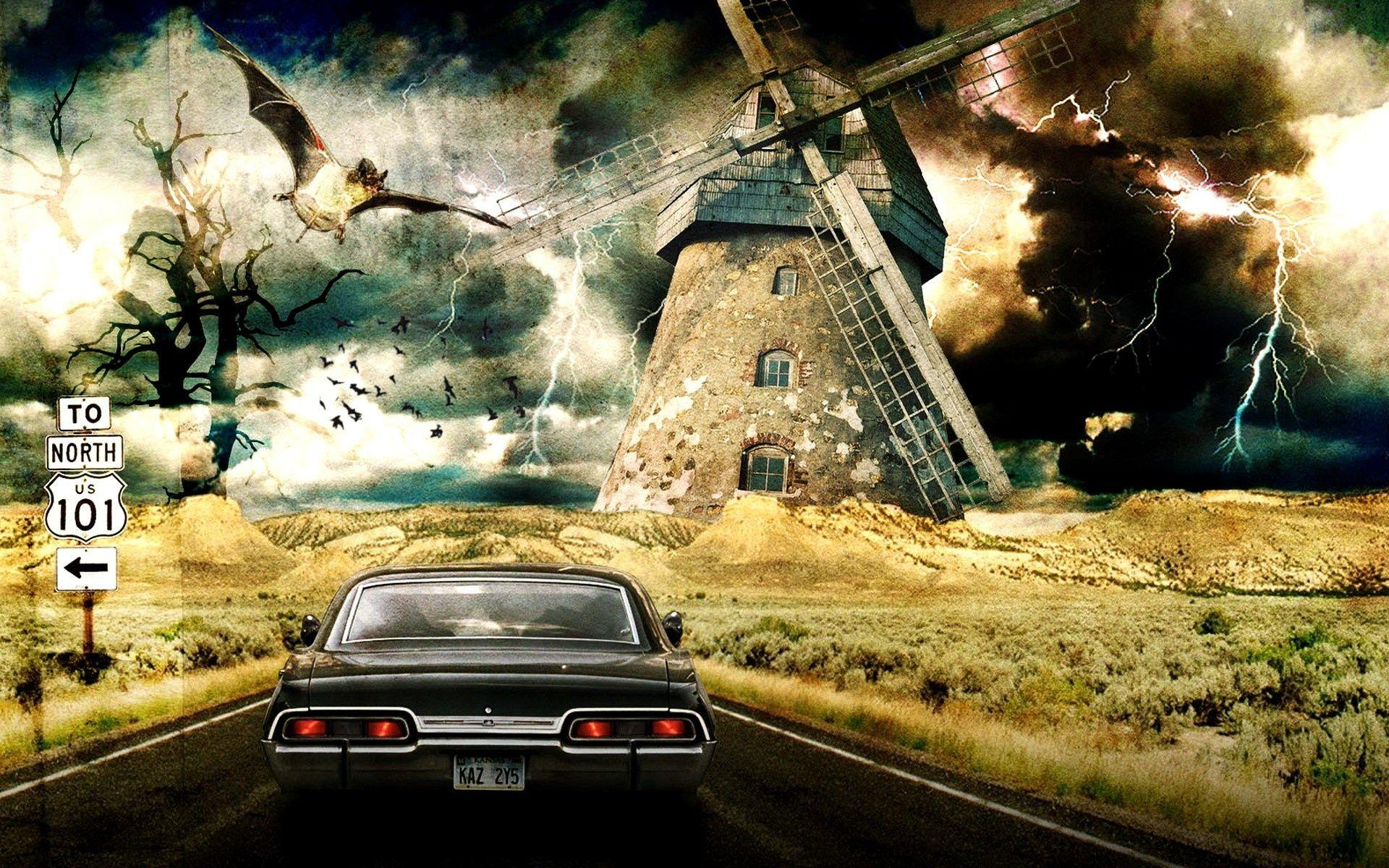 Supernatural wallpapers and image