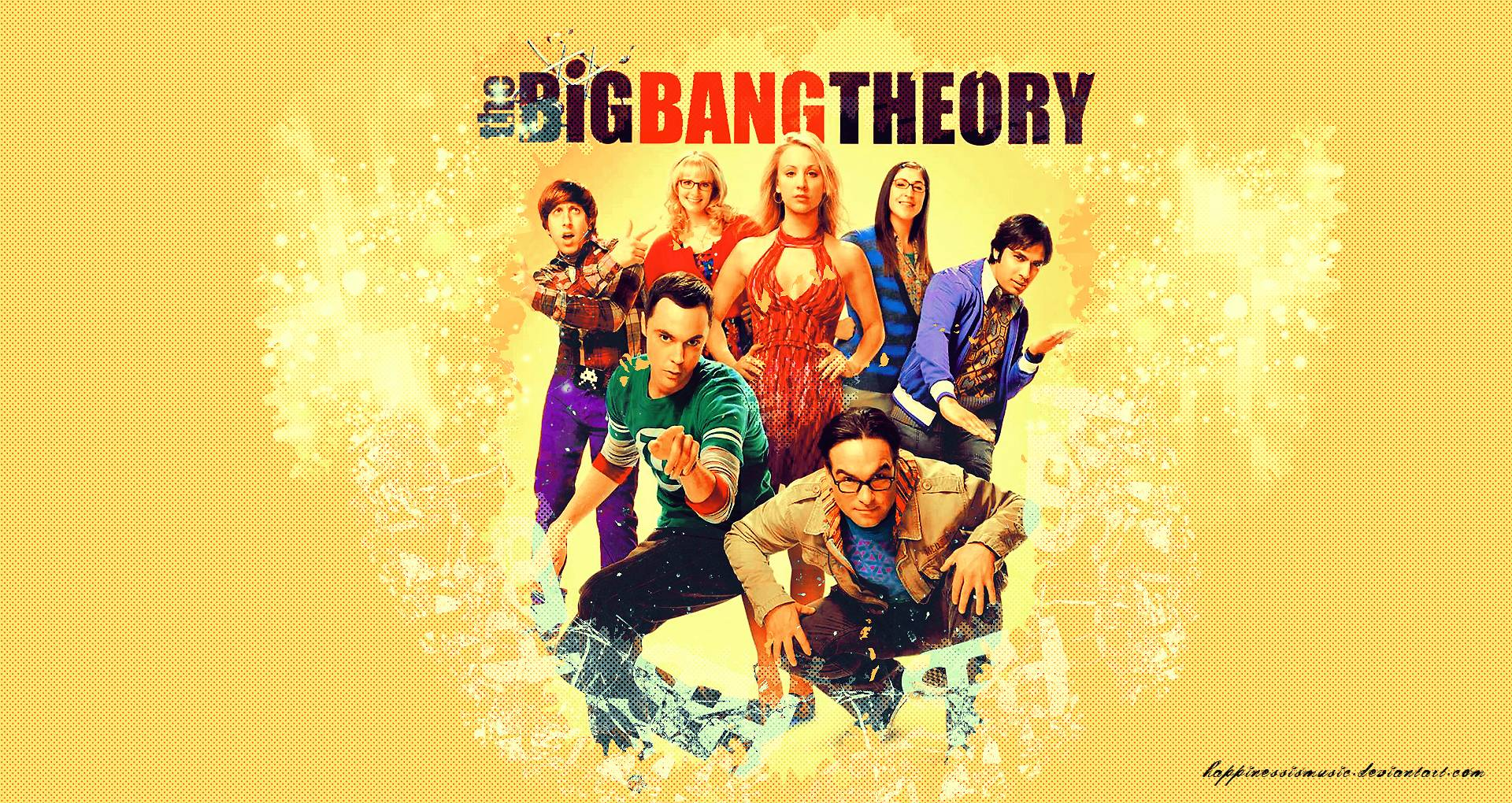 DeviantArt: More Like The cast of the big bang theory wallpapers by