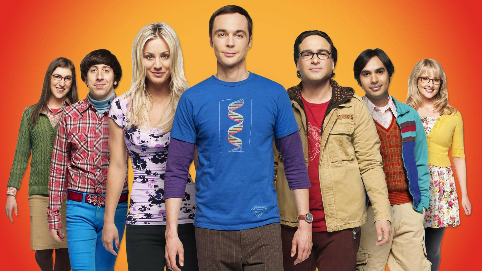The Big Bang Theory TV Show Wallpapers 1920x1080