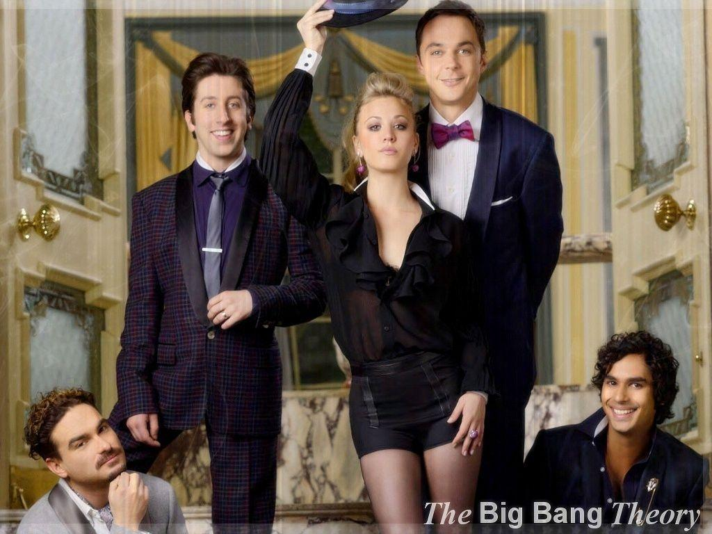 TBBT Cast Wallpapers