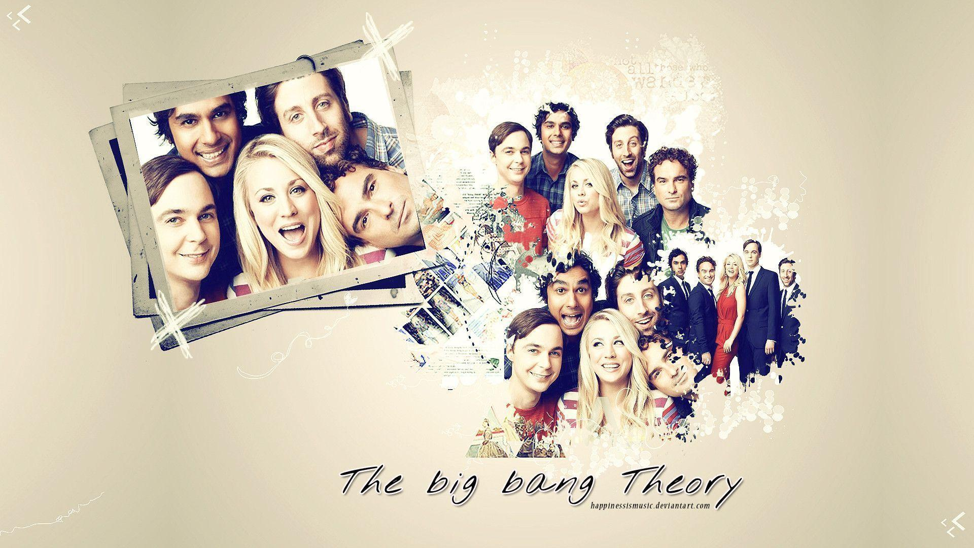 The big bang theory wallpapers 7 by HappinessIsMusic