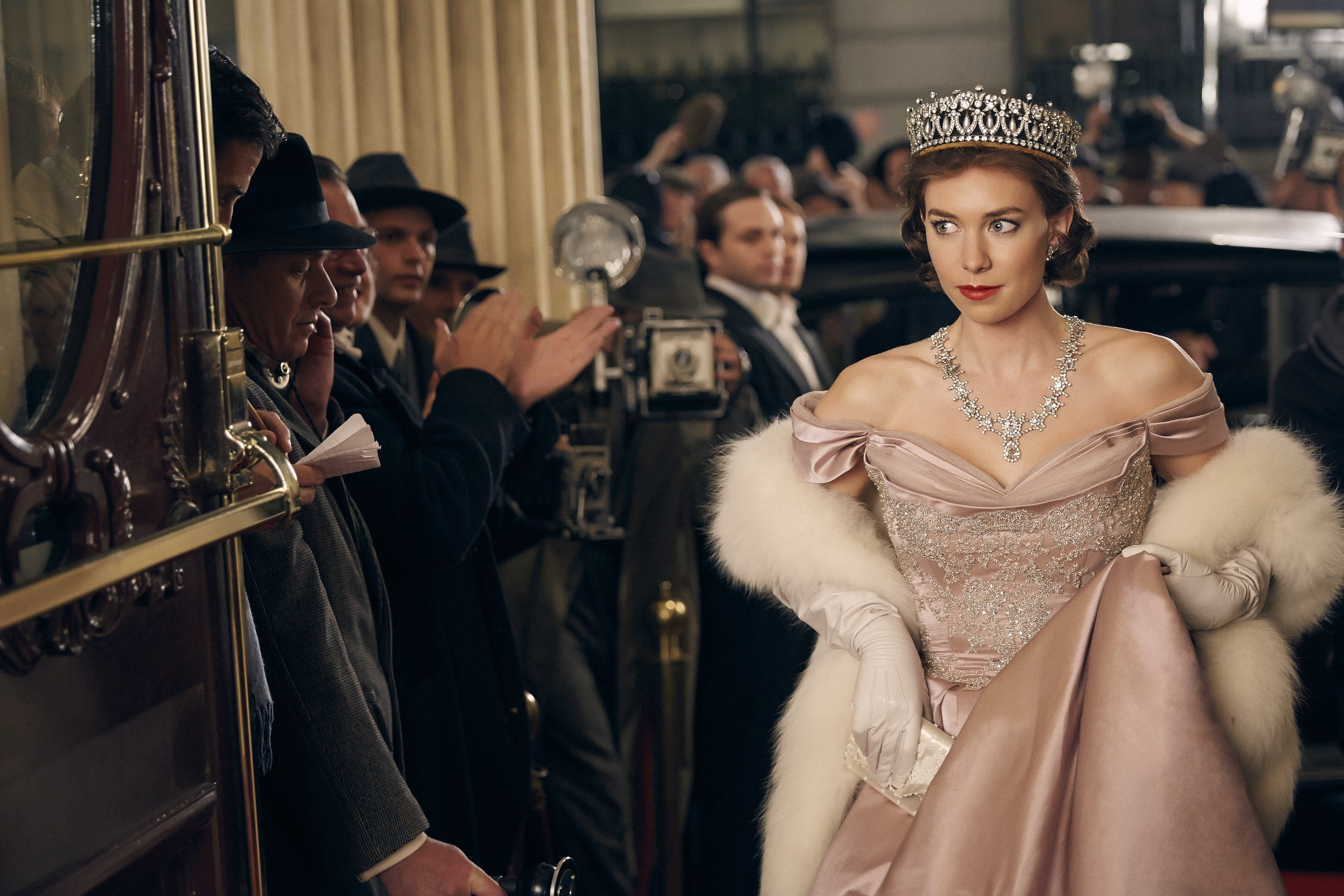 The Crown TV Series HD Wallpapers 65667 3600x2400px
