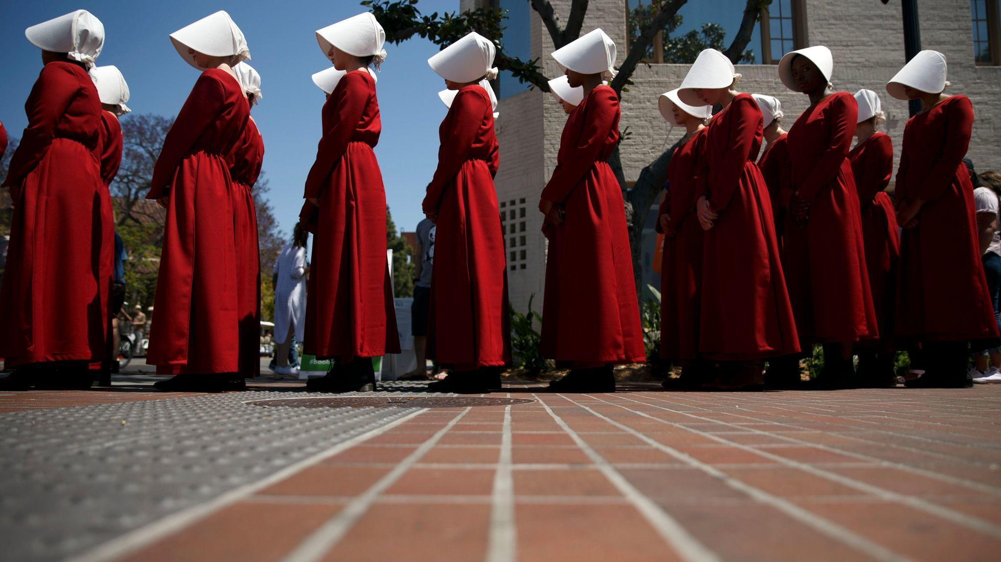 Margaret Atwood answers the question: Is 'The Handmaid's Tale' a