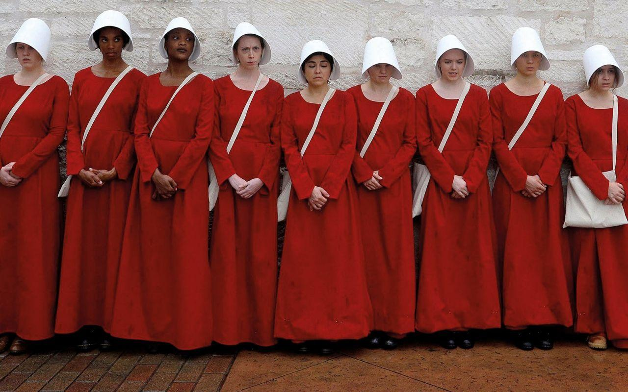 The Handmaid's Tale: Dystopian dread in the new golden age of