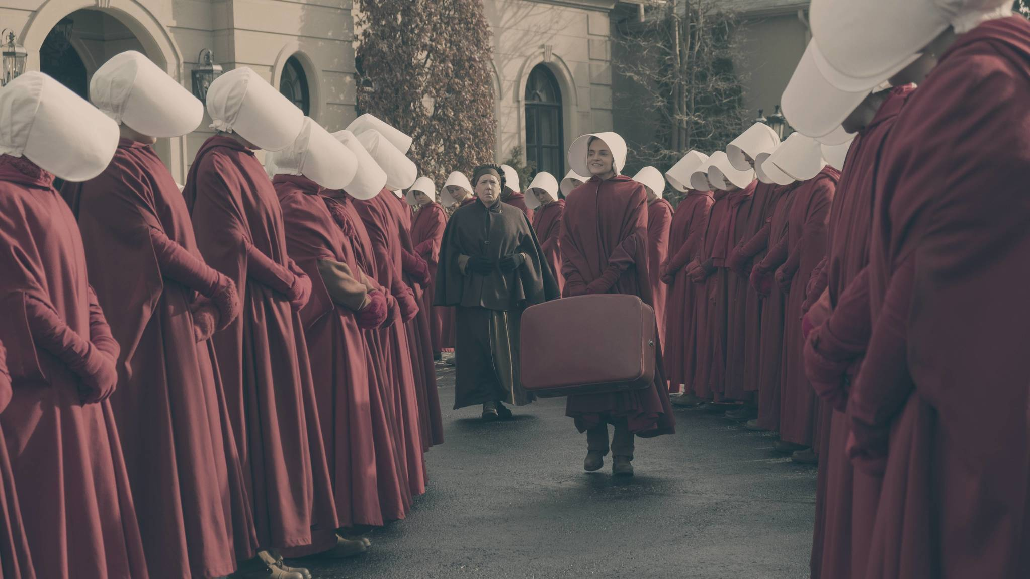The Handmaid's Tale' recap: A revolution is brewing