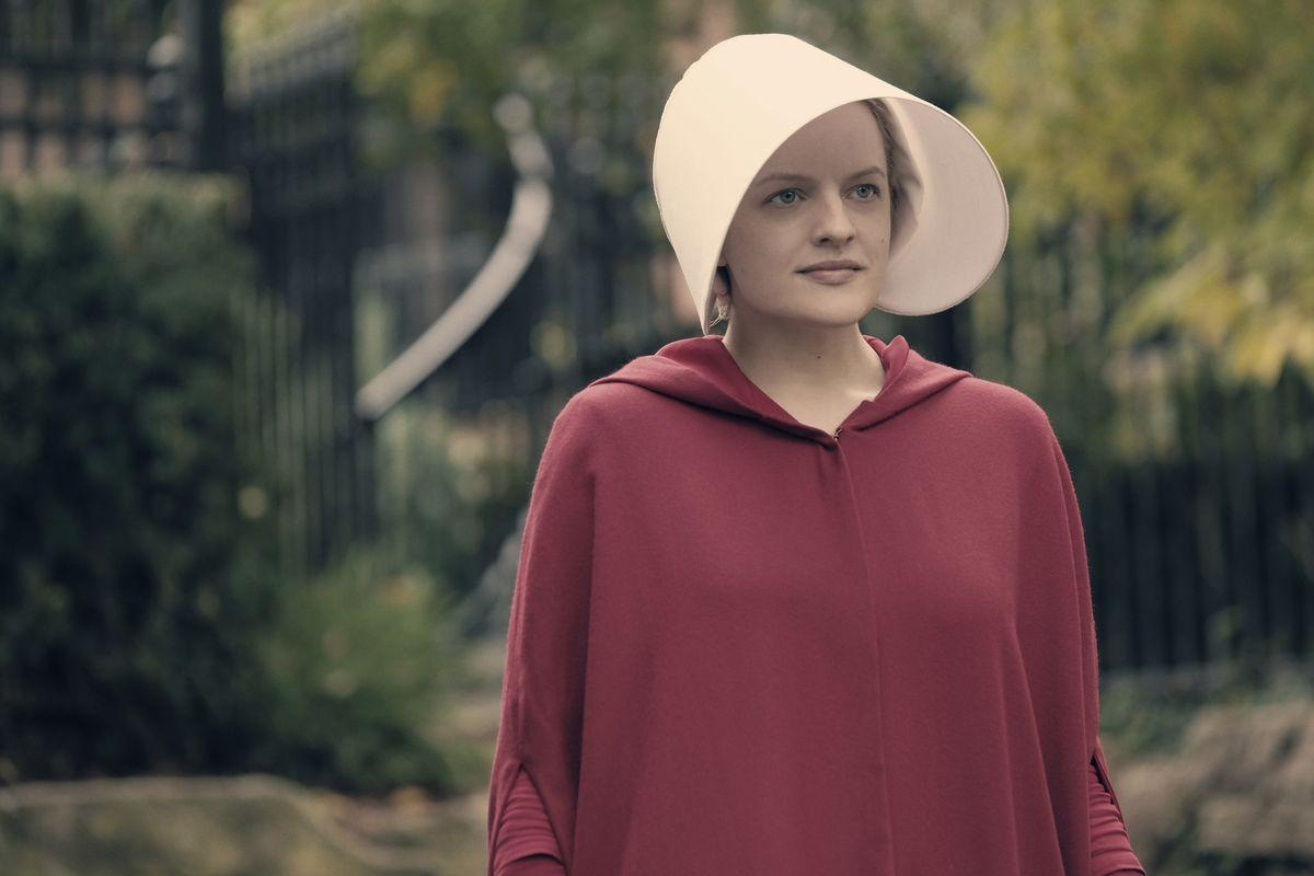 Elisabeth Moss on The Handmaid's Tale and what happens when sex