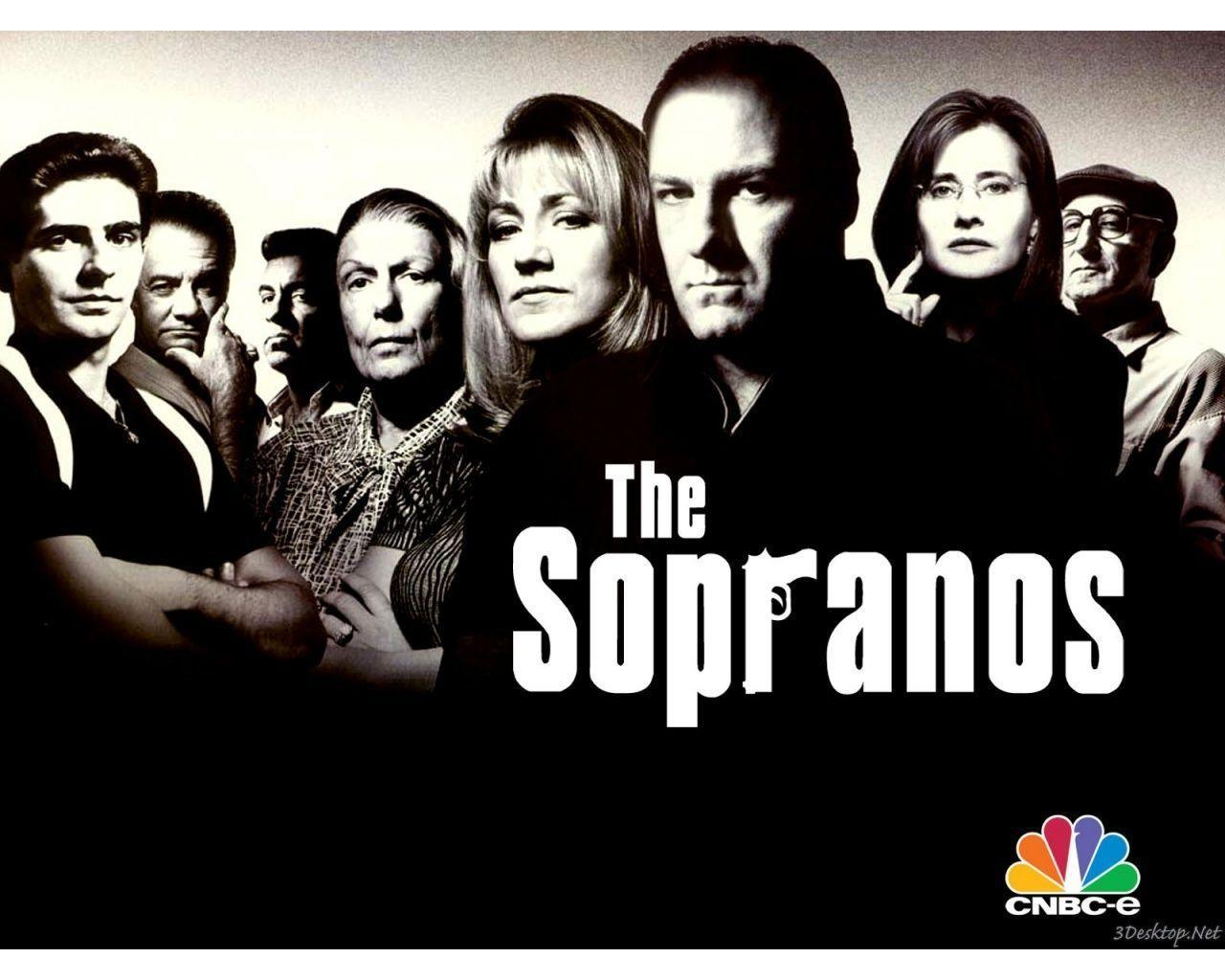 the sopranos black and white wallpapers