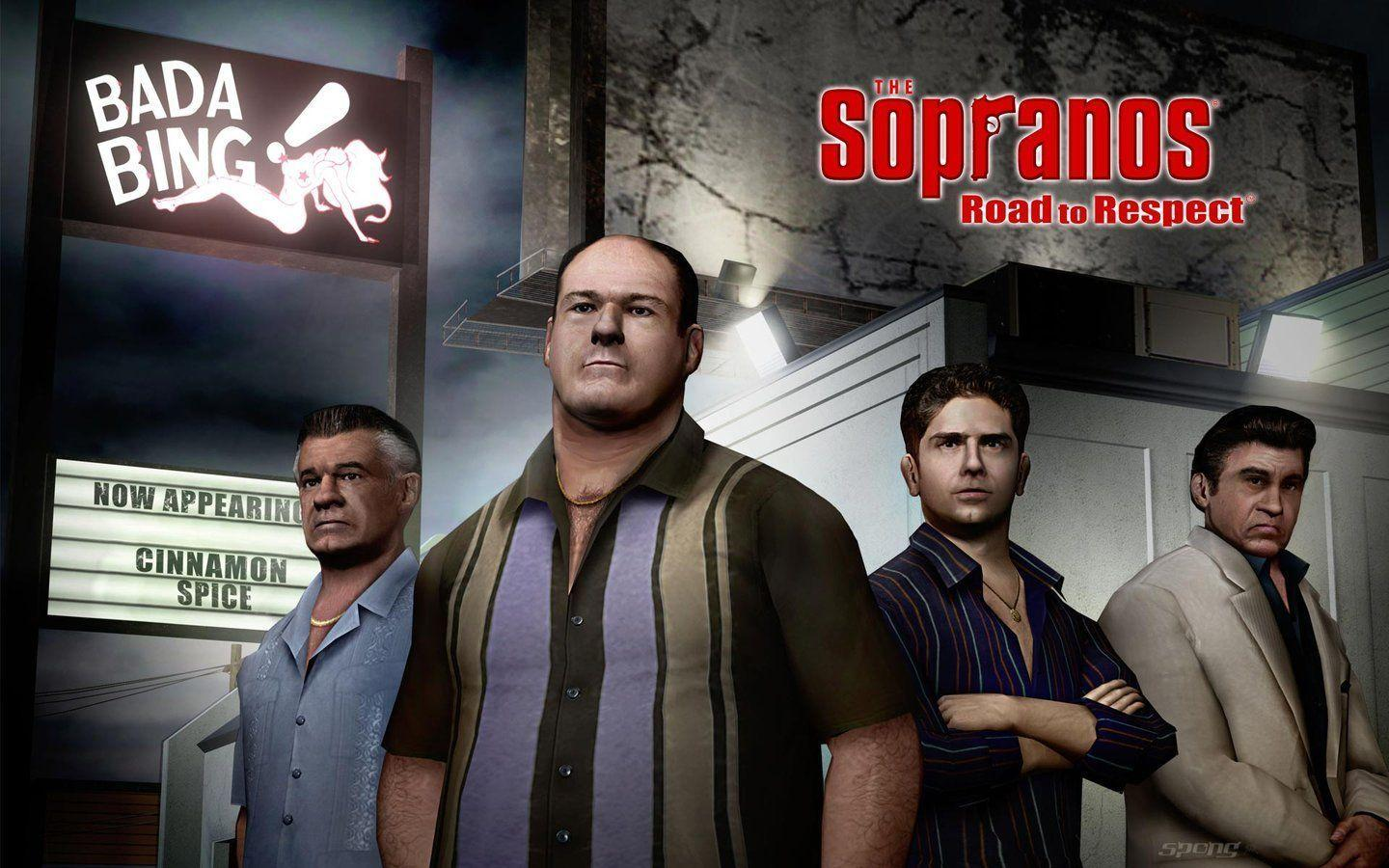 Wallpapers: The Sopranos: Road to Respect