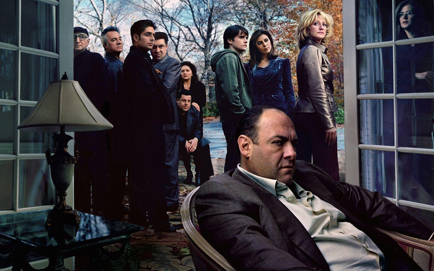 TV Show The Sopranos Wallpapers 1440x900 px Free Download