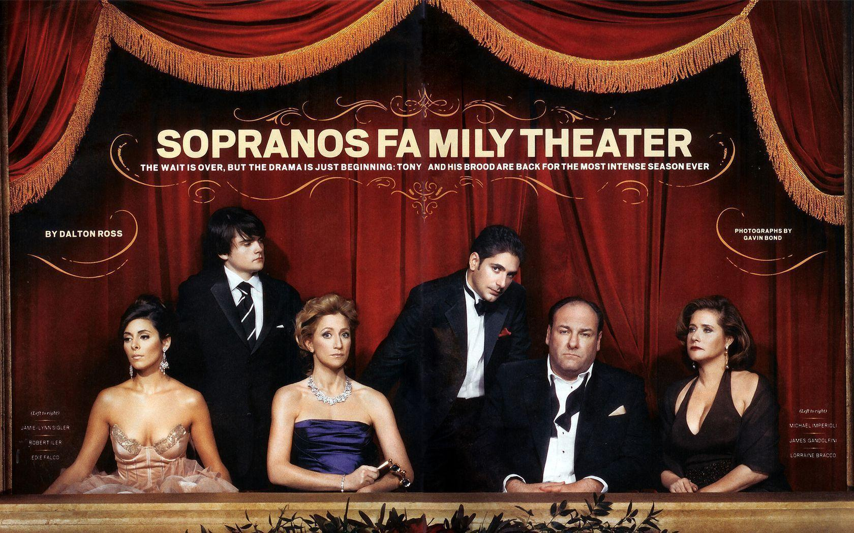 8 The Sopranos Wallpapers