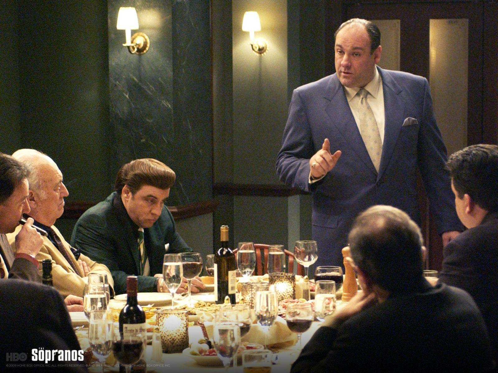 HBO: The Sopranos: Extras: Wallpapers