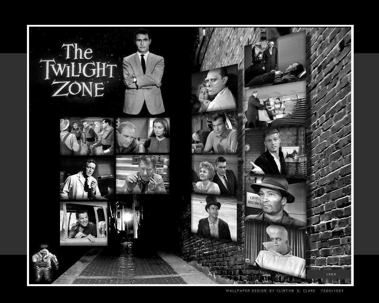 The Twilight Zone Wallpapers and Backgrounds Image
