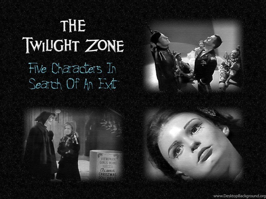 Five Characters In Search The Twilight Zone Wallpapers