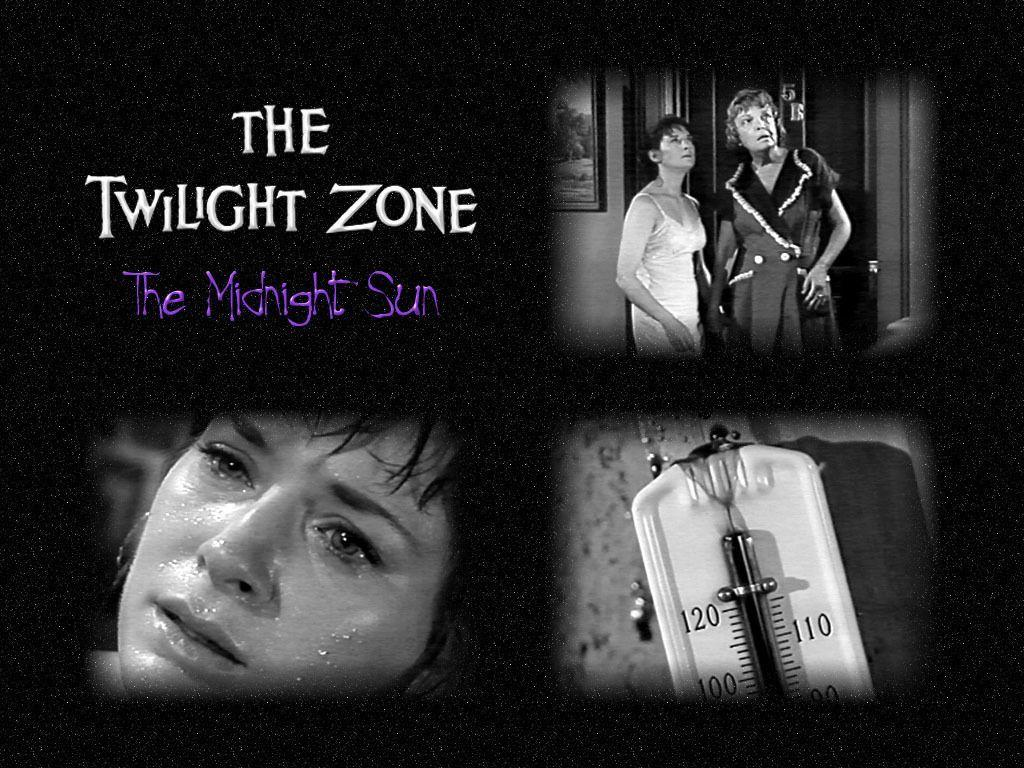 the twilight zone episode: the midnight sun lois nettleton