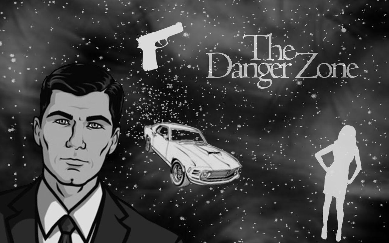 The Twilight Zone meets Archer