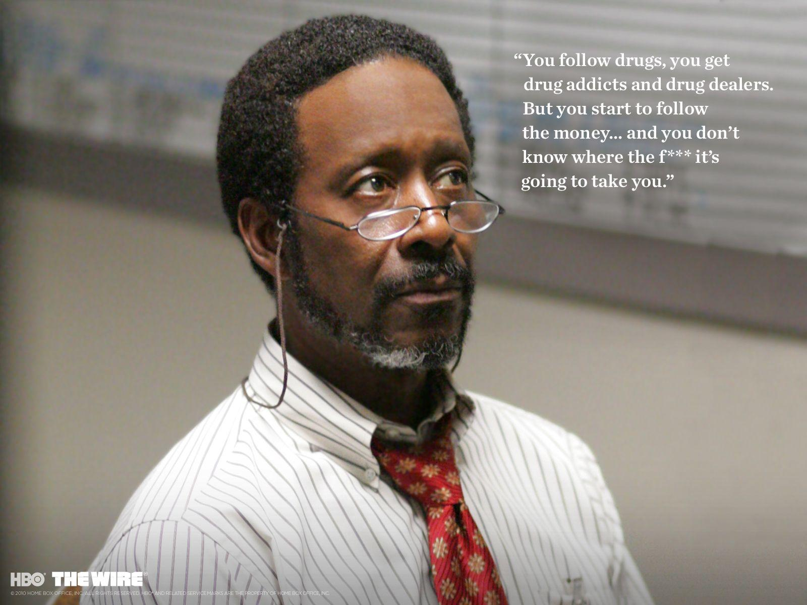 HBO: The Wire: Extras: Wallpapers