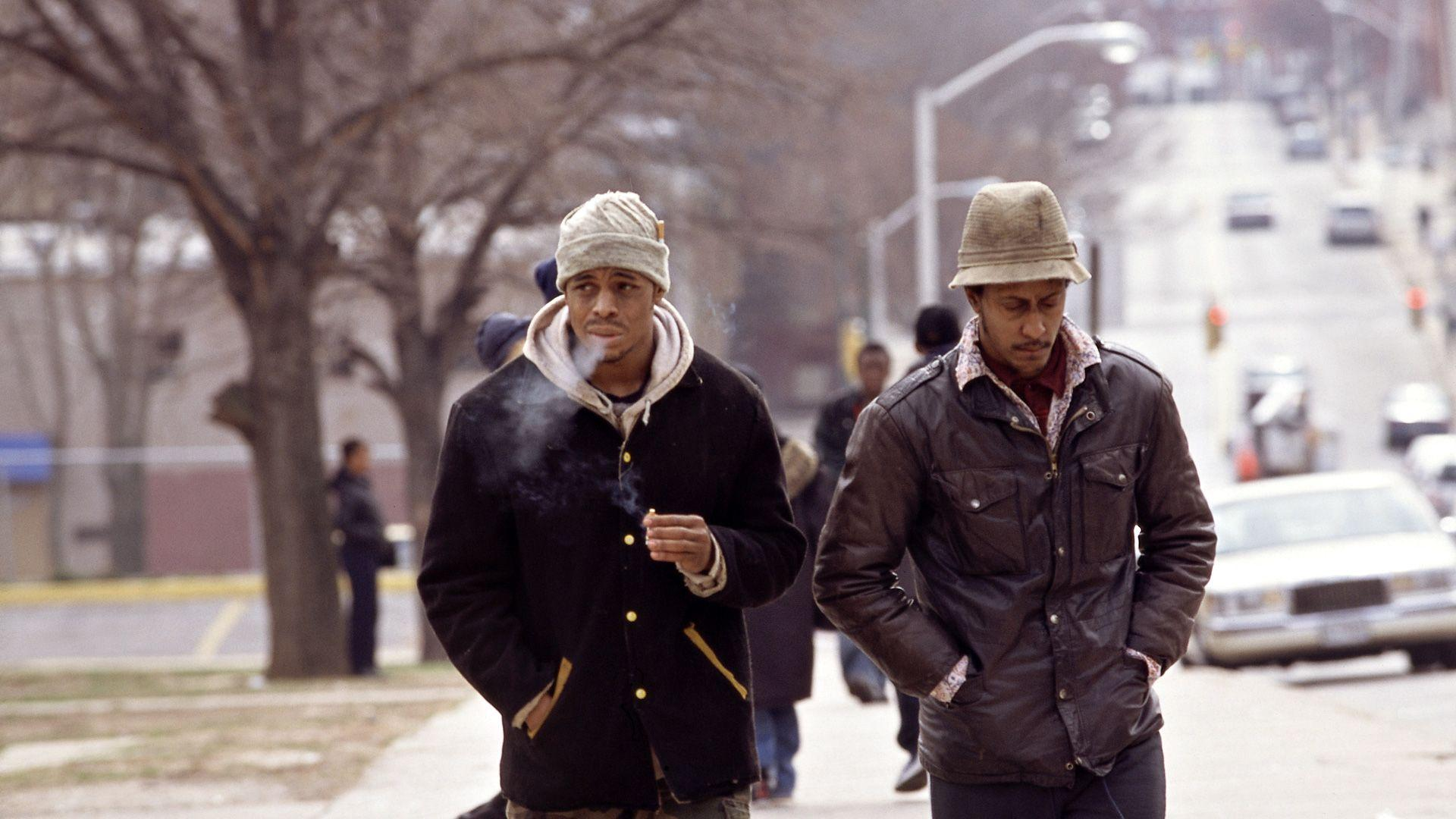 HBO: The Wire: S 1 EP 03 The Buys