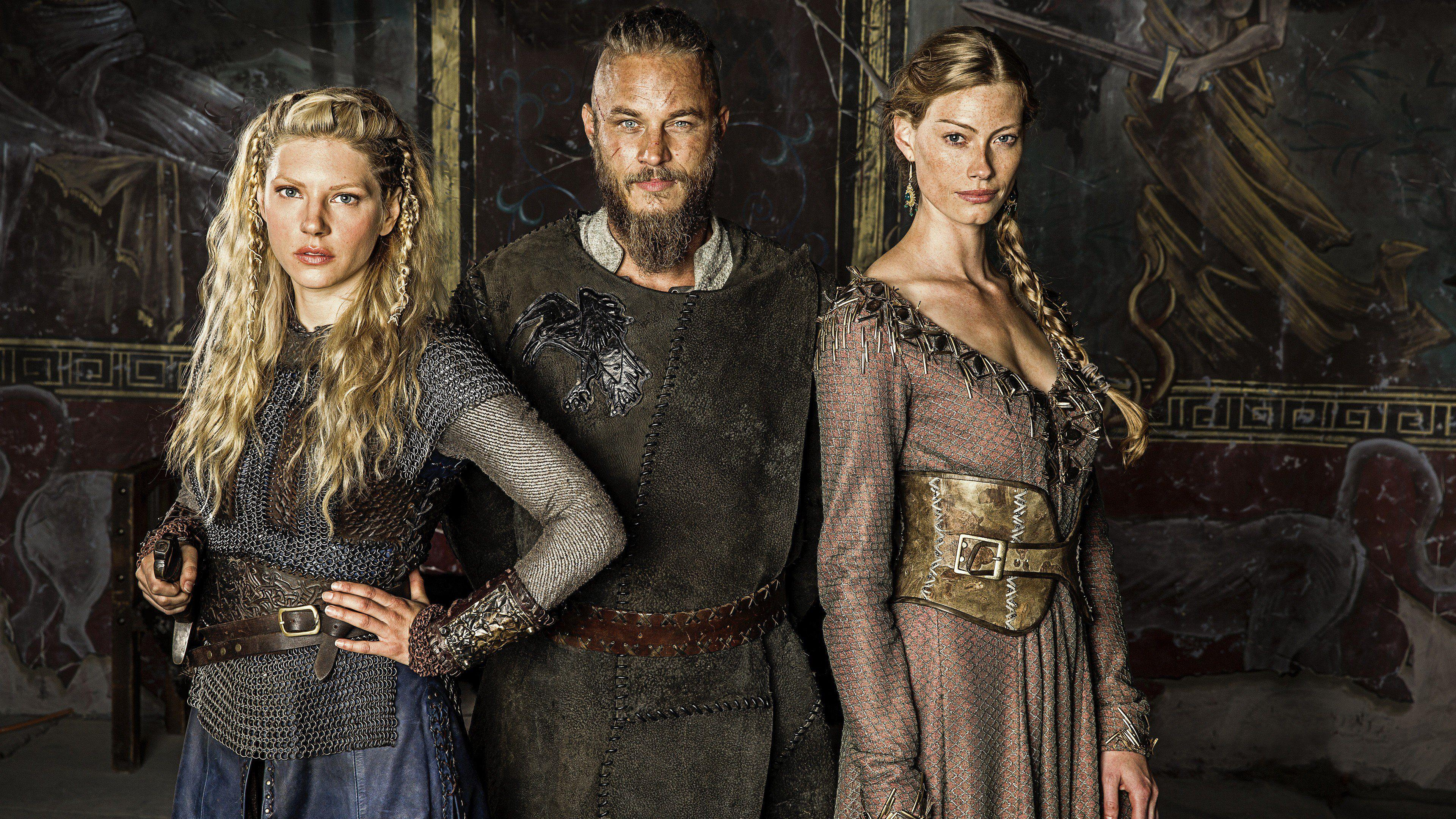 Vikings, HD Tv Shows, 4k Wallpapers, Image, Backgrounds, Photos and