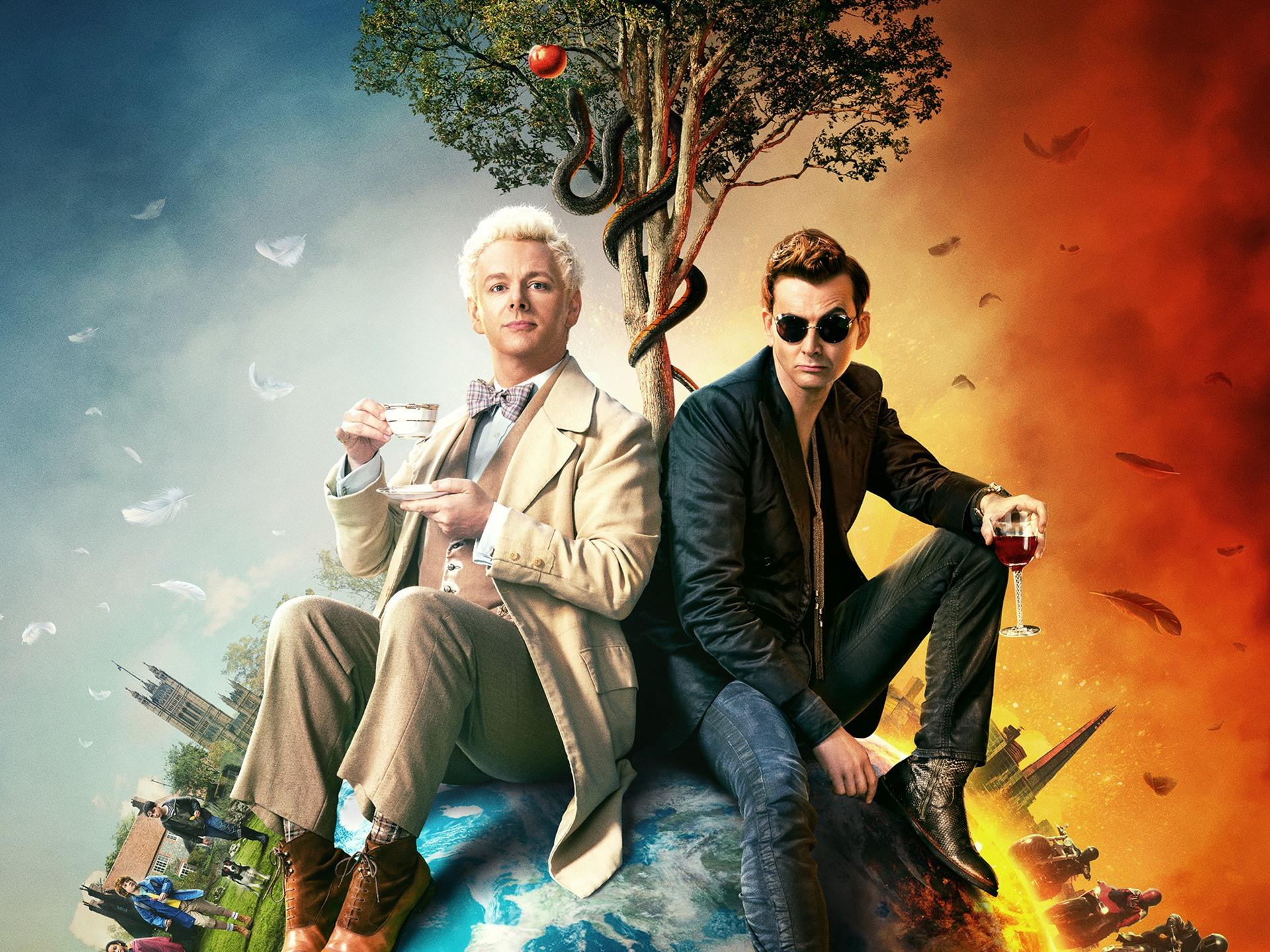 Wallpapers Good Omens 1920x1440 HD Picture, Image