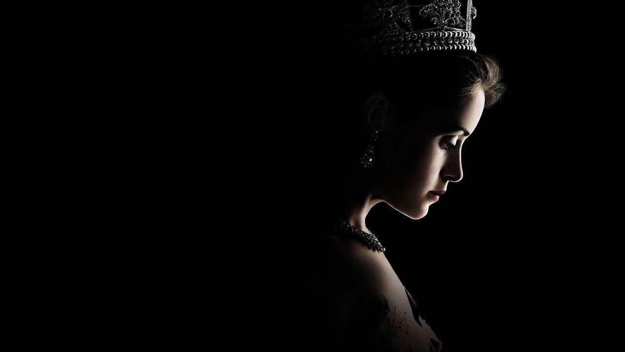 Any good wallpapers of The Crown : TheCrownNetflix