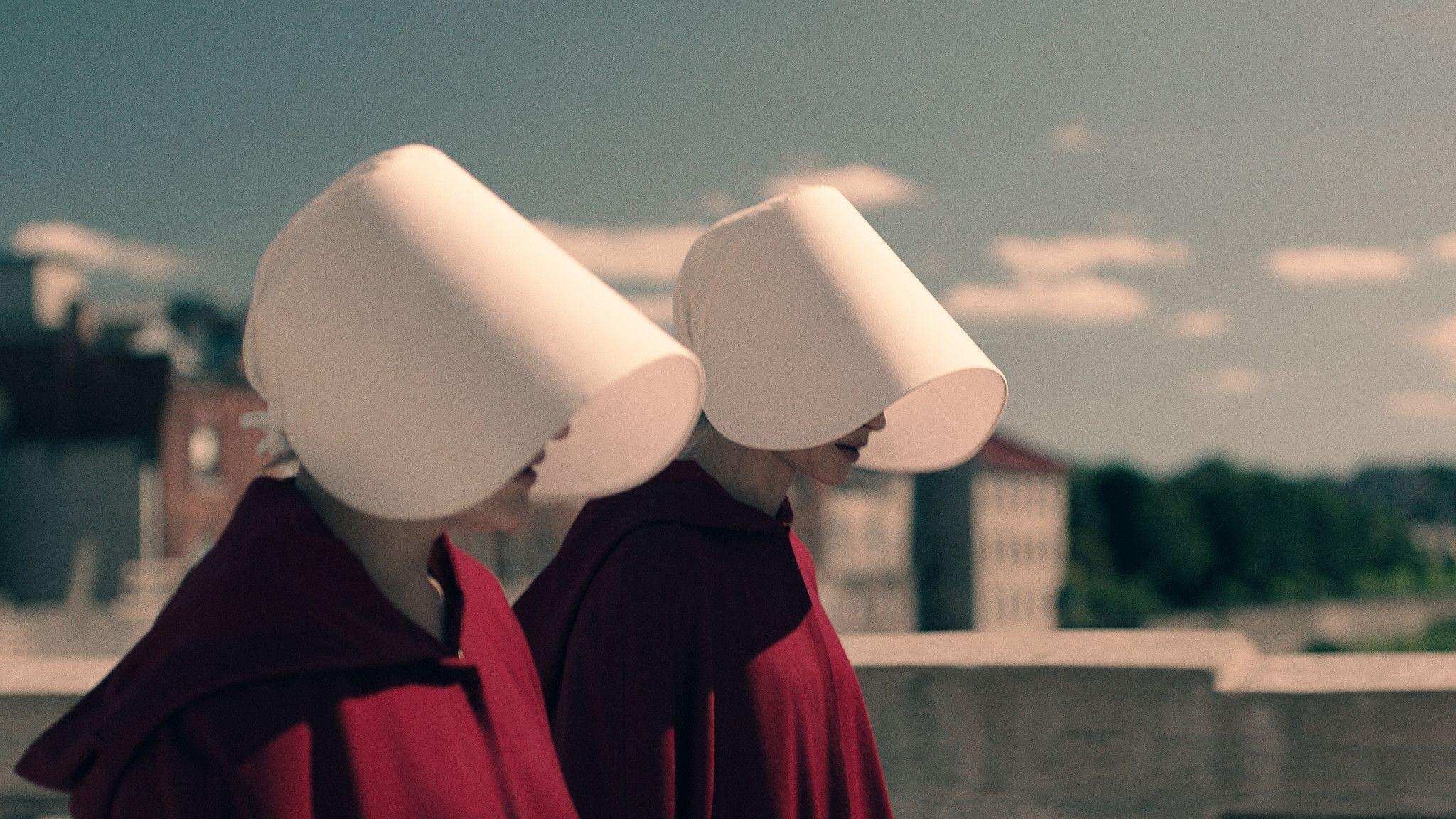 Meet the women who brought the misogynist world of 'The Handmaid's