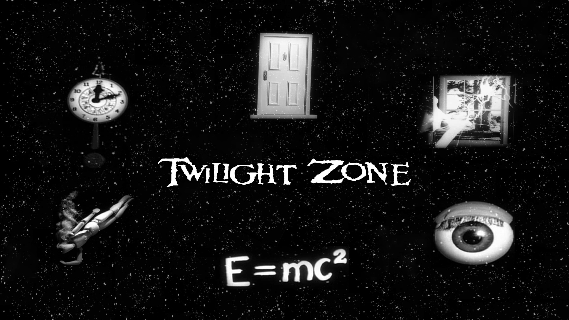 OC] Twilight Zone Wallpapers
