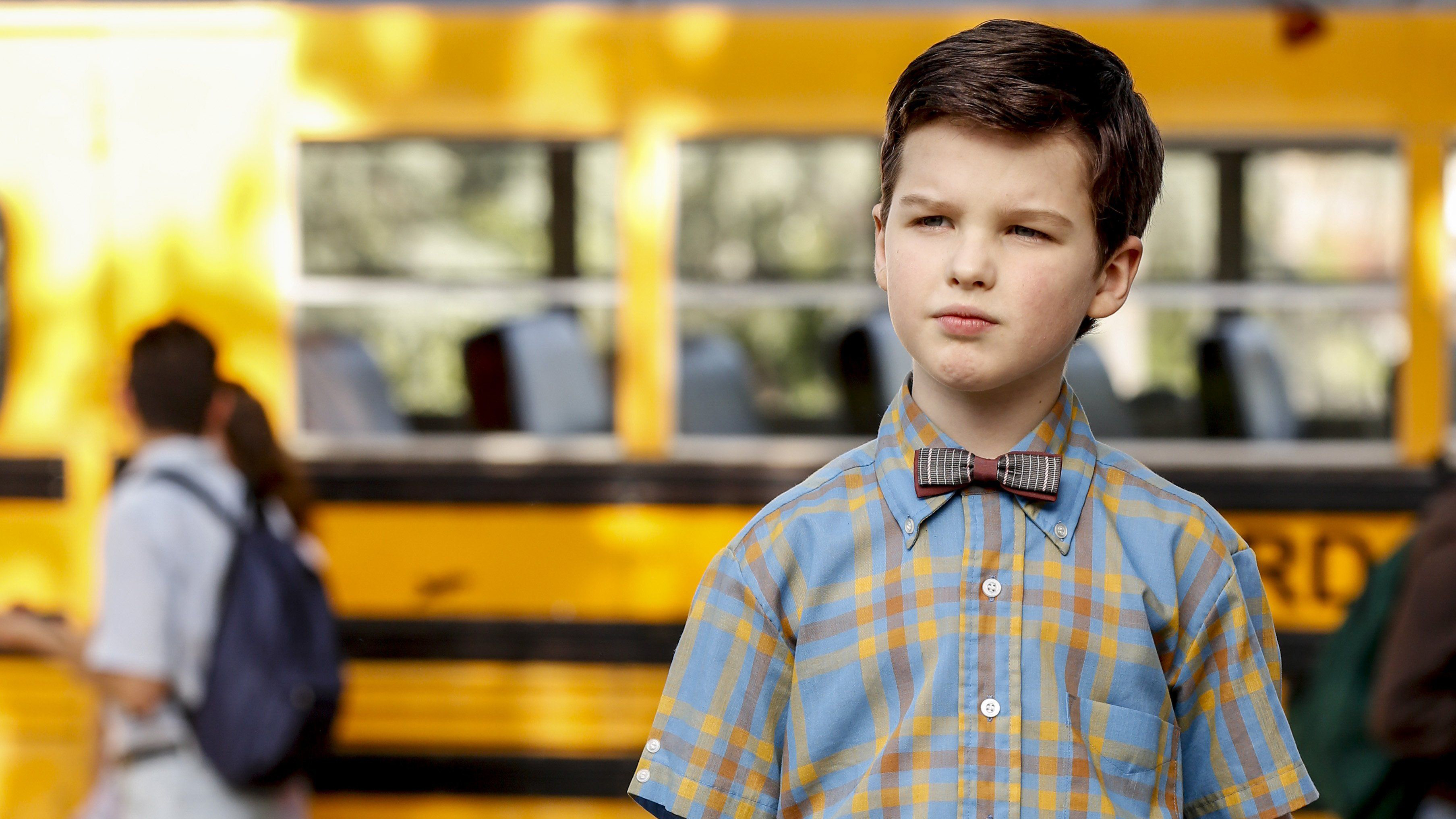 Young Sheldon, HD Tv Shows, 4k Wallpapers, Image, Backgrounds