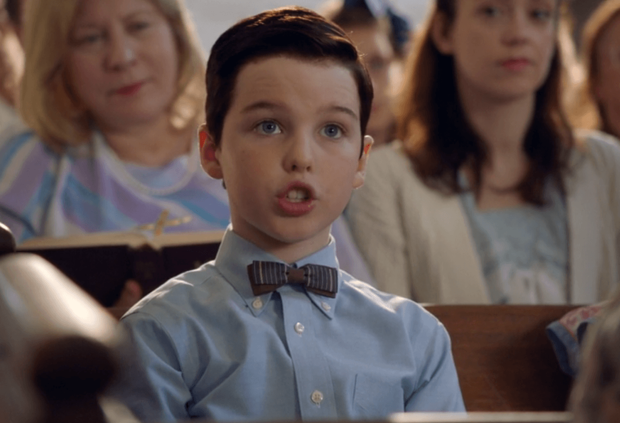 Science and Religion with Young Sheldon – Regeneration NAyK